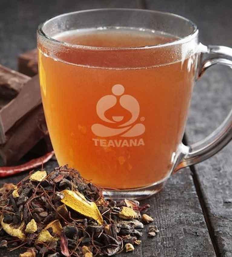 Teavana Cup Tea