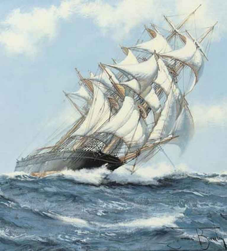 The_tea_clipper_ship_Titani