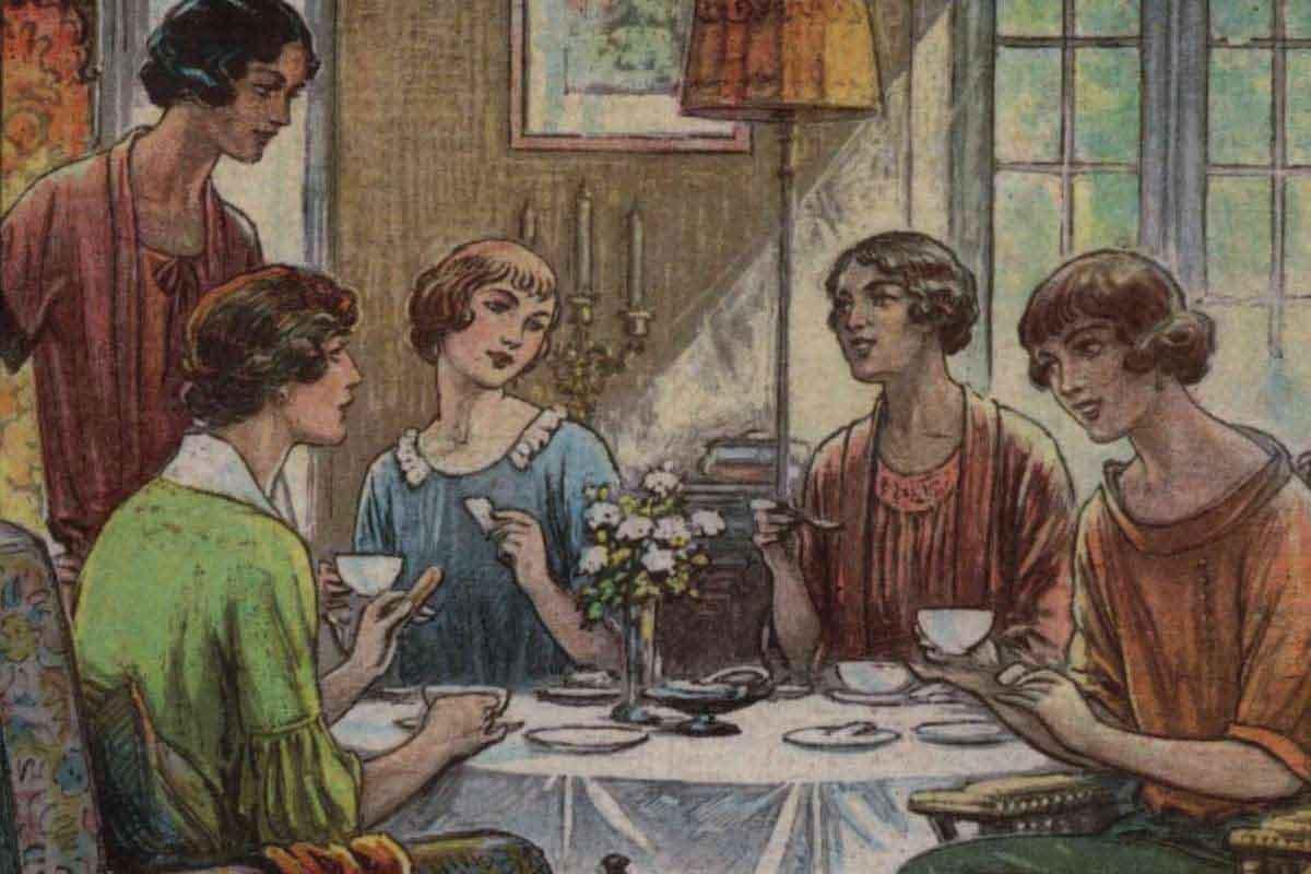 England_woman_teaparty