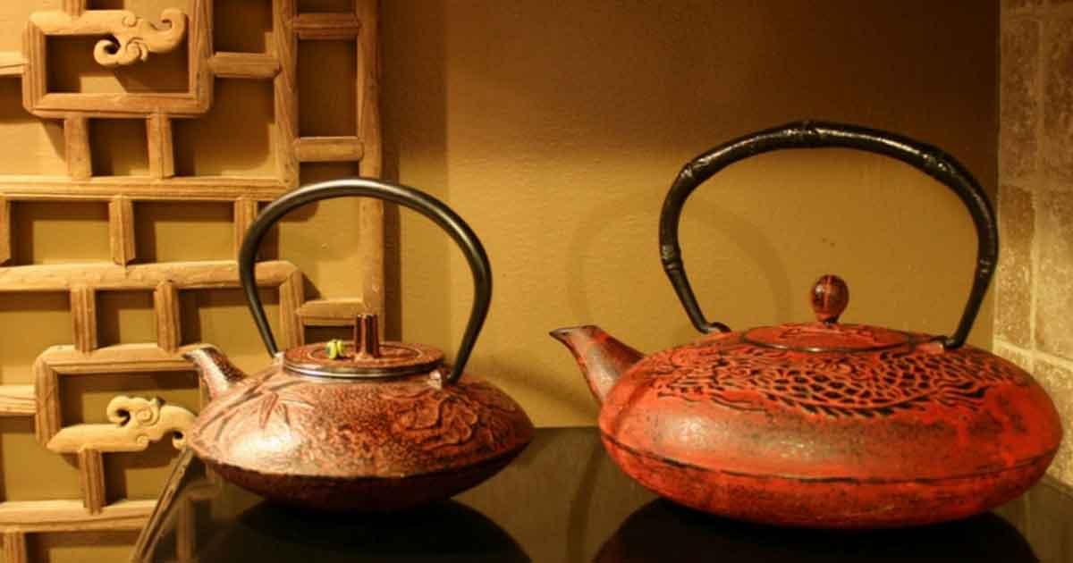 Тэцубин - японский чай