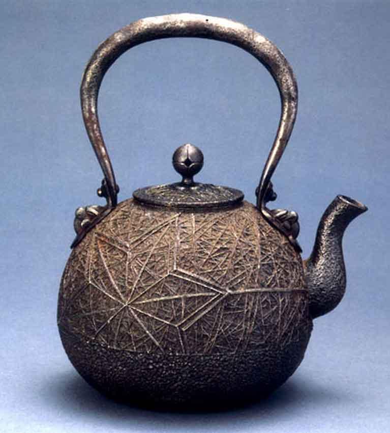 Тецубин - японский чайник