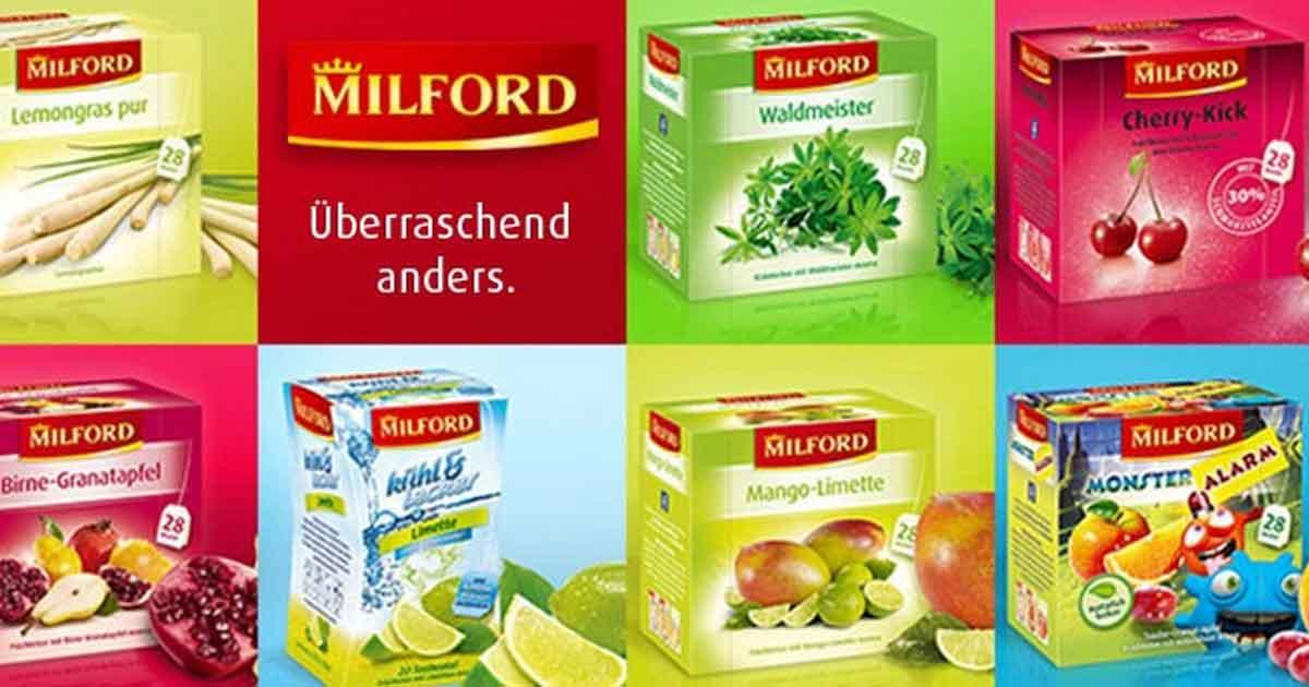Компания Ostfriesische Tee Gesellschaft Gmbh & Co (OTG)