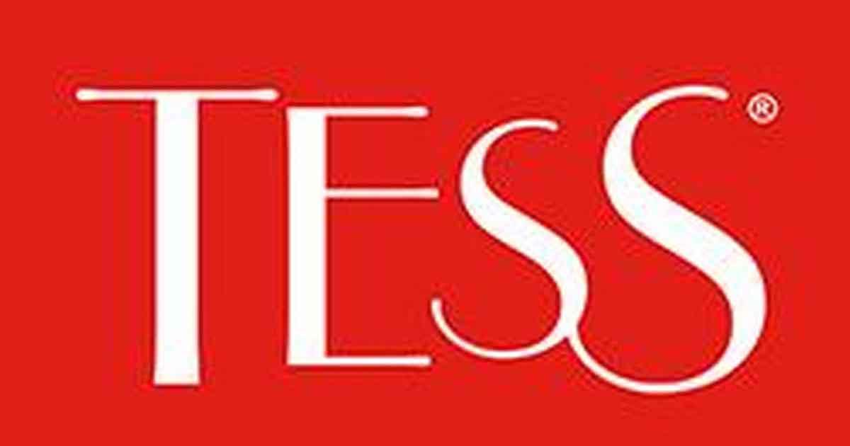 Логотип чая Tess