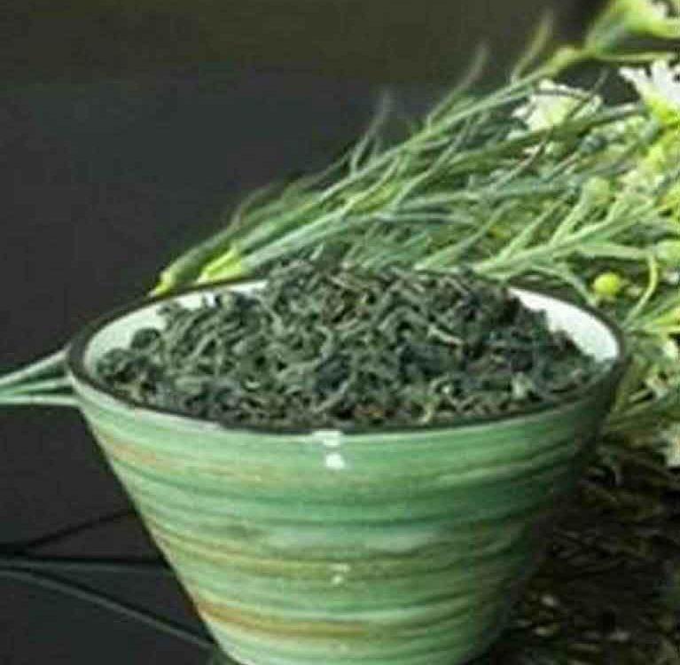 Зеленый чай Гуандвна