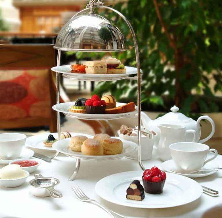 Английские чайные традиции