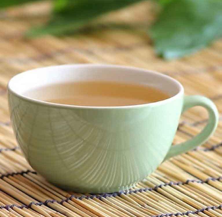 Осень и зима – время варить белый чай