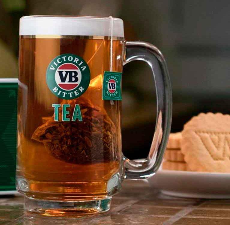 Австралийский пивной бренд Victoria Bitter